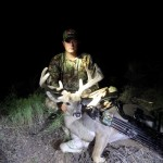 Pro Staffer Nathan Huber shoots a record book Coues deer